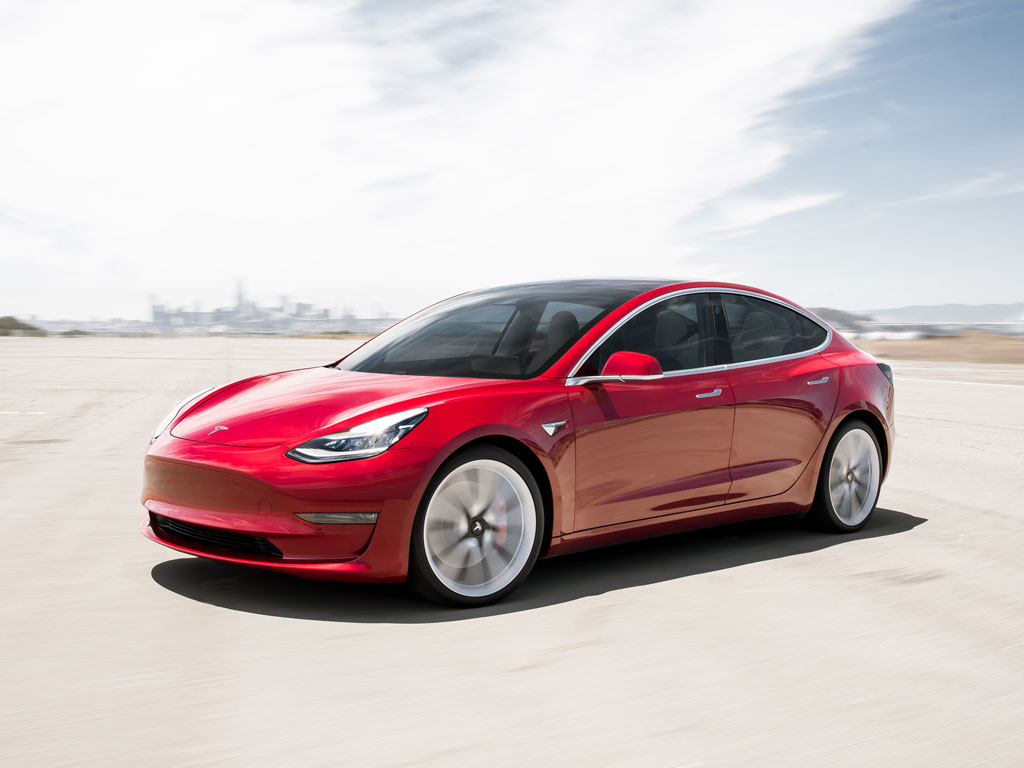Tesla Model 3 Long Range Performance